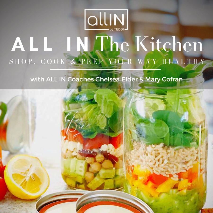 ALL IN The Kitchen