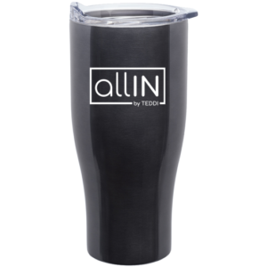 ALL IN 27oz Stainless Steel Travel Mug