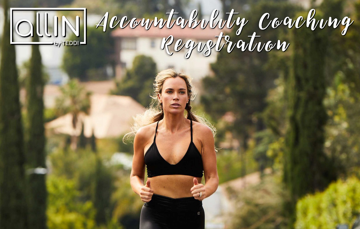 All In Accountability Coaching Registration